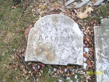 LAMB, G. P. - Lorain County, Ohio | G. P. LAMB - Ohio Gravestone Photos