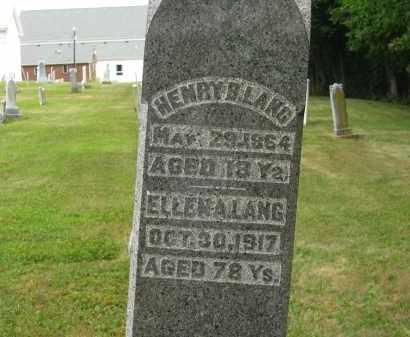 LANG, ELLEN A. - Lorain County, Ohio | ELLEN A. LANG - Ohio Gravestone Photos