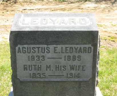 LEDYARD, RUTH M. - Lorain County, Ohio | RUTH M. LEDYARD - Ohio Gravestone Photos