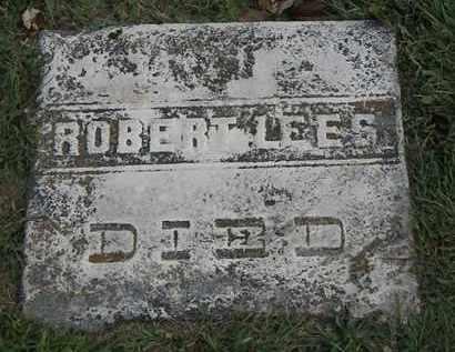 LEES, ROBERT - Lorain County, Ohio | ROBERT LEES - Ohio Gravestone Photos