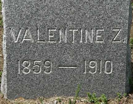 LEIMBACH, VALENTINE Z. - Lorain County, Ohio | VALENTINE Z. LEIMBACH - Ohio Gravestone Photos
