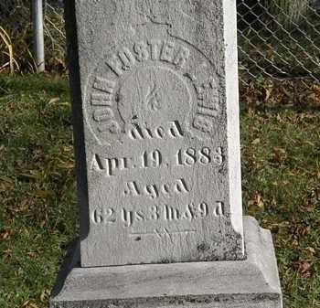 LEWIS, JOHN FOSTER - Lorain County, Ohio | JOHN FOSTER LEWIS - Ohio Gravestone Photos