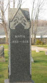 LICKORISH, MARIA - Lorain County, Ohio | MARIA LICKORISH - Ohio Gravestone Photos