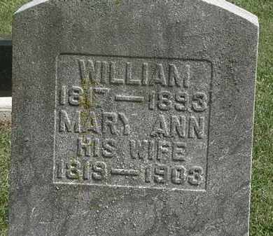 LOWREY, WILLIAM - Lorain County, Ohio | WILLIAM LOWREY - Ohio Gravestone Photos
