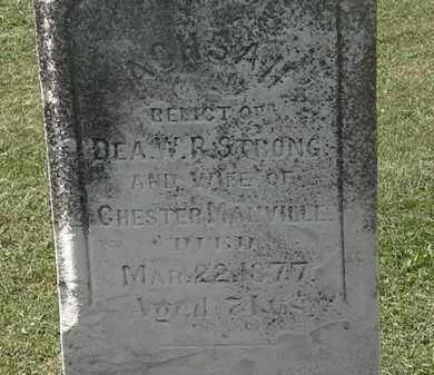 MANVILLE, CHESTER - Lorain County, Ohio | CHESTER MANVILLE - Ohio Gravestone Photos