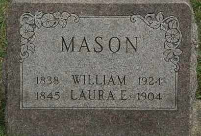 MASON, WILLIAM - Lorain County, Ohio | WILLIAM MASON - Ohio Gravestone Photos