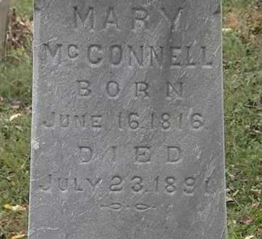 MCCONNELL, MARY - Lorain County, Ohio | MARY MCCONNELL - Ohio Gravestone Photos