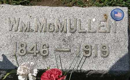 MCMULLEN, WM. - Lorain County, Ohio | WM. MCMULLEN - Ohio Gravestone Photos