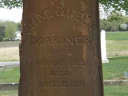 MCQUEEN, J.H. - Lorain County, Ohio | J.H. MCQUEEN - Ohio Gravestone Photos