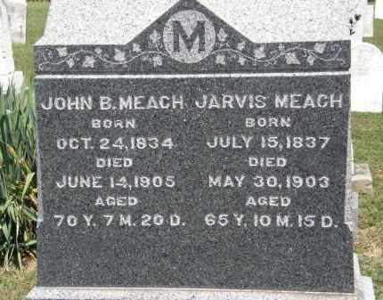 MEACH, JARVIS - Lorain County, Ohio | JARVIS MEACH - Ohio Gravestone Photos