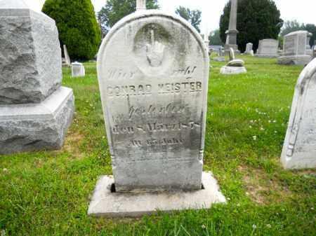 MEISTER, CONRAD - Lorain County, Ohio | CONRAD MEISTER - Ohio Gravestone Photos