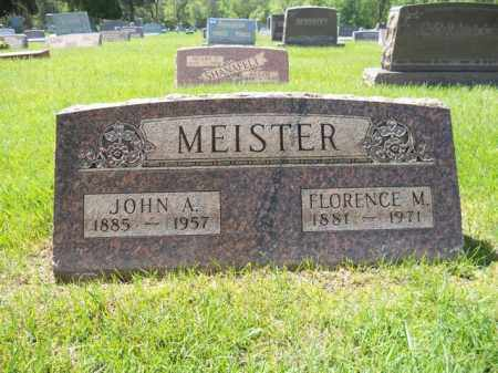 MEISTER, FLORENCE M. - Lorain County, Ohio | FLORENCE M. MEISTER - Ohio Gravestone Photos