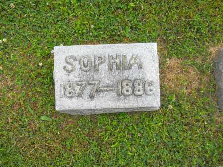 MEISTER, SOPHIA - Lorain County, Ohio | SOPHIA MEISTER - Ohio Gravestone Photos