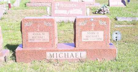 MICHAEL, ANNA M - Lorain County, Ohio | ANNA M MICHAEL - Ohio Gravestone Photos