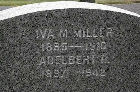 MILLER, IVA M. - Lorain County, Ohio | IVA M. MILLER - Ohio Gravestone Photos