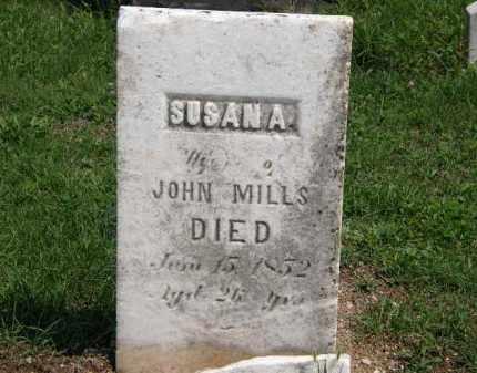MILLS, JOHN - Lorain County, Ohio | JOHN MILLS - Ohio Gravestone Photos