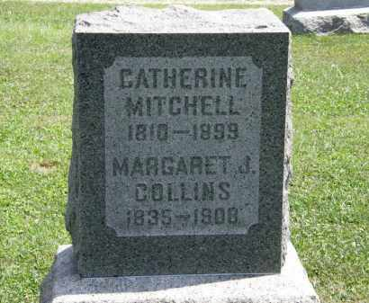 MITCHELL, CATHERINE - Lorain County, Ohio | CATHERINE MITCHELL - Ohio Gravestone Photos