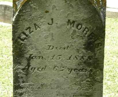 MORRIS, ELIZA J. - Lorain County, Ohio | ELIZA J. MORRIS - Ohio Gravestone Photos