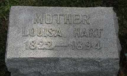 HART MYNDERSE, LOUISA - Lorain County, Ohio | LOUISA HART MYNDERSE - Ohio Gravestone Photos