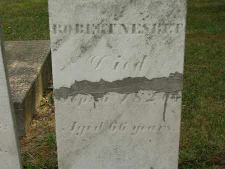 NESBET, ROBERT - Lorain County, Ohio | ROBERT NESBET - Ohio Gravestone Photos