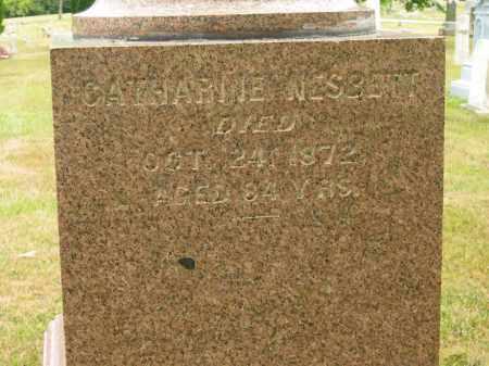 NESBETT, CATHARINE - Lorain County, Ohio   CATHARINE NESBETT - Ohio Gravestone Photos