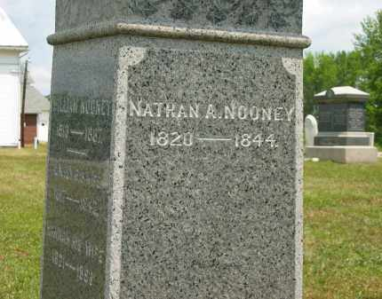 NOONEY, NATHAN A. - Lorain County, Ohio | NATHAN A. NOONEY - Ohio Gravestone Photos