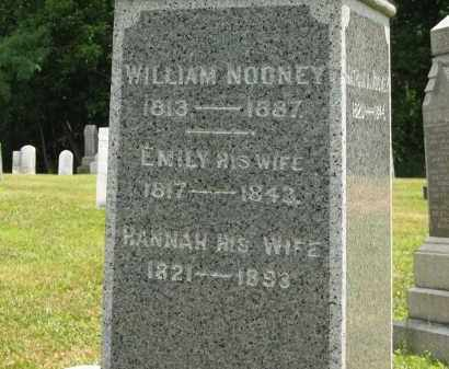 NOONEY, WILLIAM - Lorain County, Ohio | WILLIAM NOONEY - Ohio Gravestone Photos