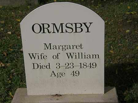 ORMSBY, WILLIAM - Lorain County, Ohio | WILLIAM ORMSBY - Ohio Gravestone Photos