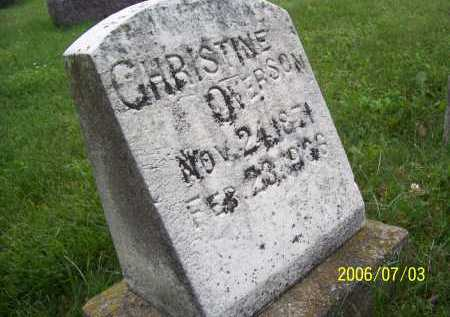 OVERSON, CHRISTINE - Lorain County, Ohio | CHRISTINE OVERSON - Ohio Gravestone Photos
