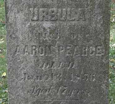 PEARCE, AARON - Lorain County, Ohio | AARON PEARCE - Ohio Gravestone Photos