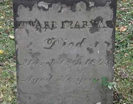 PEARMAN, EDWARD - Lorain County, Ohio | EDWARD PEARMAN - Ohio Gravestone Photos