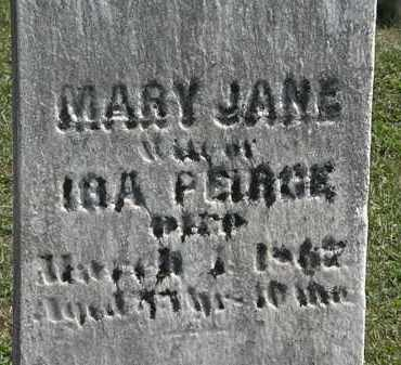 PEIRCE, IRA - Lorain County, Ohio | IRA PEIRCE - Ohio Gravestone Photos