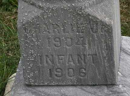 PIER, INFANT - Lorain County, Ohio | INFANT PIER - Ohio Gravestone Photos