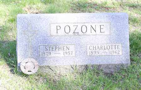 POZONE, STEPHEN - Lorain County, Ohio | STEPHEN POZONE - Ohio Gravestone Photos