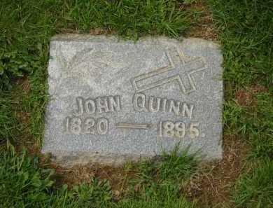 QUINN, JOHN - Lorain County, Ohio | JOHN QUINN - Ohio Gravestone Photos