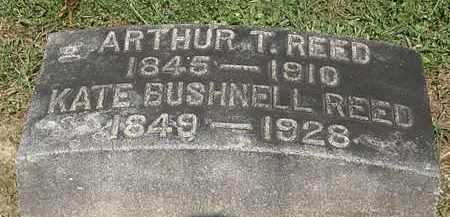 REED, KATE - Lorain County, Ohio | KATE REED - Ohio Gravestone Photos
