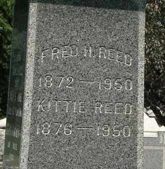 REED, FRED H. - Lorain County, Ohio | FRED H. REED - Ohio Gravestone Photos