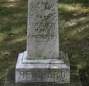 REICHARD, HENRY Y. - Lorain County, Ohio | HENRY Y. REICHARD - Ohio Gravestone Photos