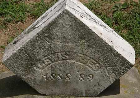 RIES, LEWIS - Lorain County, Ohio | LEWIS RIES - Ohio Gravestone Photos
