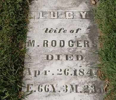 RODGERS, M. - Lorain County, Ohio | M. RODGERS - Ohio Gravestone Photos