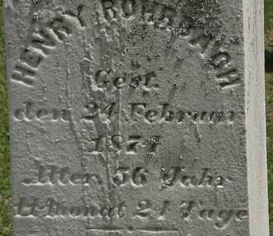 ROHRBACH, HENRY - Lorain County, Ohio | HENRY ROHRBACH - Ohio Gravestone Photos