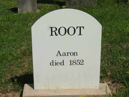 ROOT, AARON - Lorain County, Ohio | AARON ROOT - Ohio Gravestone Photos
