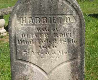 ROOT, HARRIET O. - Lorain County, Ohio | HARRIET O. ROOT - Ohio Gravestone Photos