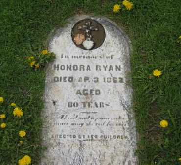 RYAN, HONORA - Lorain County, Ohio | HONORA RYAN - Ohio Gravestone Photos