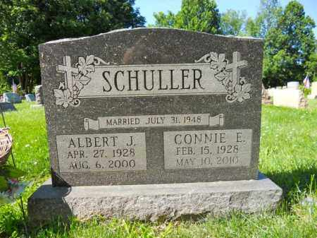SCHULLER, ALBERT J. - Lorain County, Ohio | ALBERT J. SCHULLER - Ohio Gravestone Photos
