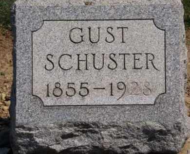 SCHUSTER, GUST - Lorain County, Ohio | GUST SCHUSTER - Ohio Gravestone Photos