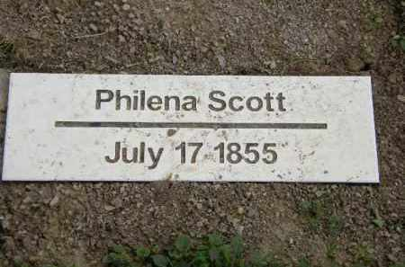 SCOTT, PHILENA - Lorain County, Ohio | PHILENA SCOTT - Ohio Gravestone Photos
