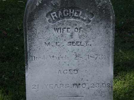 SEELY, M. E. - Lorain County, Ohio | M. E. SEELY - Ohio Gravestone Photos
