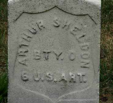 SHELDON, ARTHUR - Lorain County, Ohio | ARTHUR SHELDON - Ohio Gravestone Photos