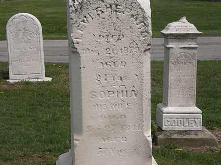 SHEPARD, LEVI - Lorain County, Ohio | LEVI SHEPARD - Ohio Gravestone Photos